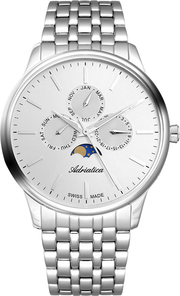 Мужские часы Adriatica A8262.5113QF
