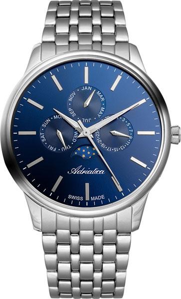 купить Мужские часы Adriatica A8262.5115QF по цене 17600 рублей