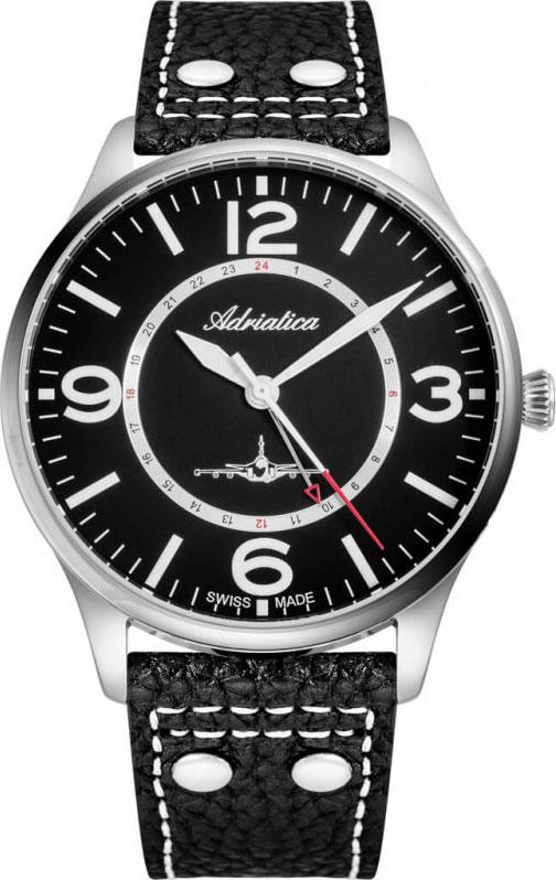 цена Мужские часы Adriatica A8266.5254Q онлайн в 2017 году