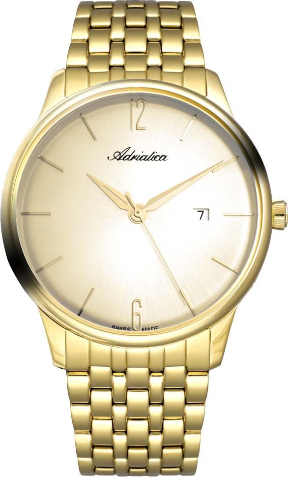 Фото - Мужские часы Adriatica A8269.1151Q мужские часы adriatica a1284 5163q