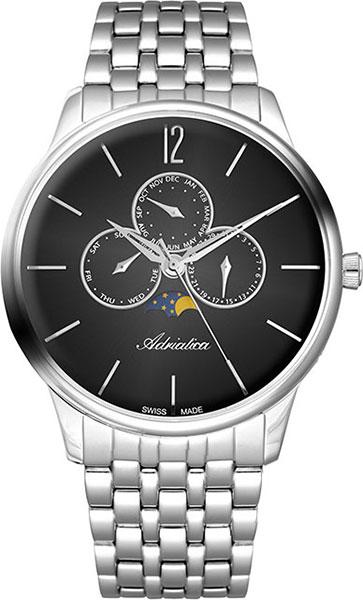 цена Мужские часы Adriatica A8269.5154QF онлайн в 2017 году