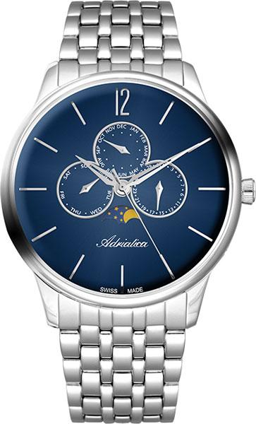 лучшая цена Мужские часы Adriatica A8269.5155QF