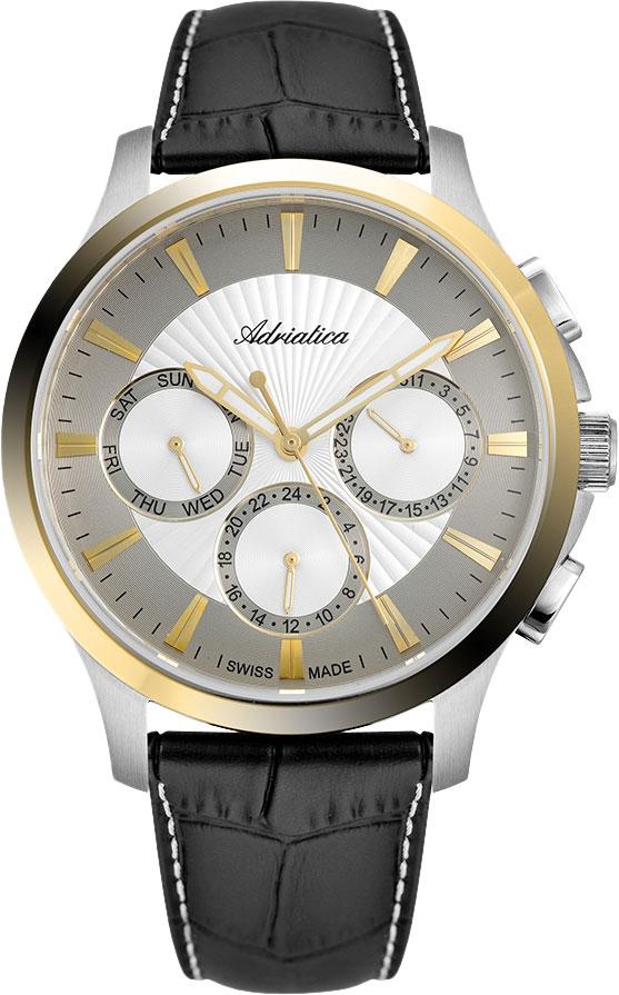 Мужские часы Adriatica A8270.2213QF