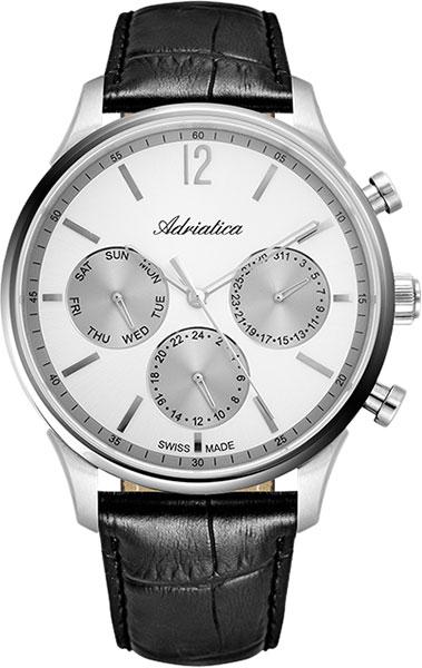 Мужские часы Adriatica A8271.5253QF все цены