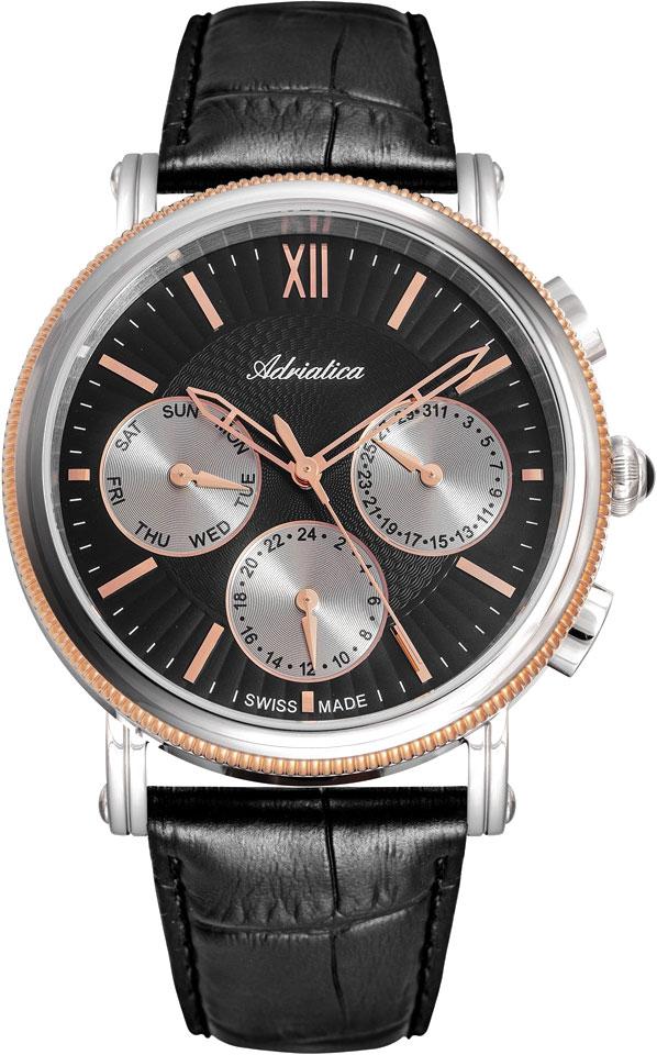 Мужские часы Adriatica A8272.R264QF