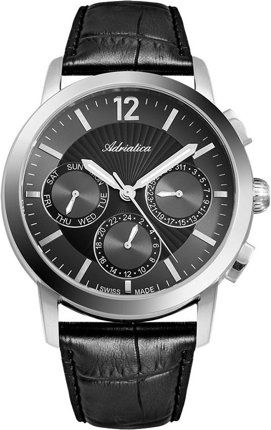 Мужские часы Adriatica A8273.5254QF