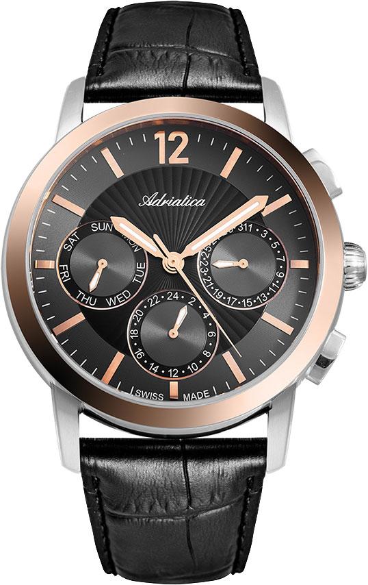 Мужские часы Adriatica A8273.R254QF