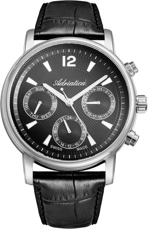 лучшая цена Мужские часы Adriatica A8275.5254QF