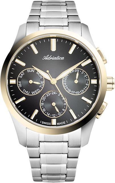 Мужские часы Adriatica A8277.2116QF