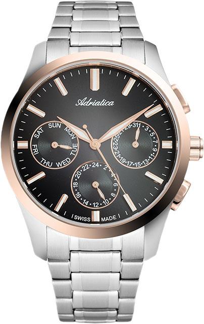 Мужские часы Adriatica A8277.R114QF