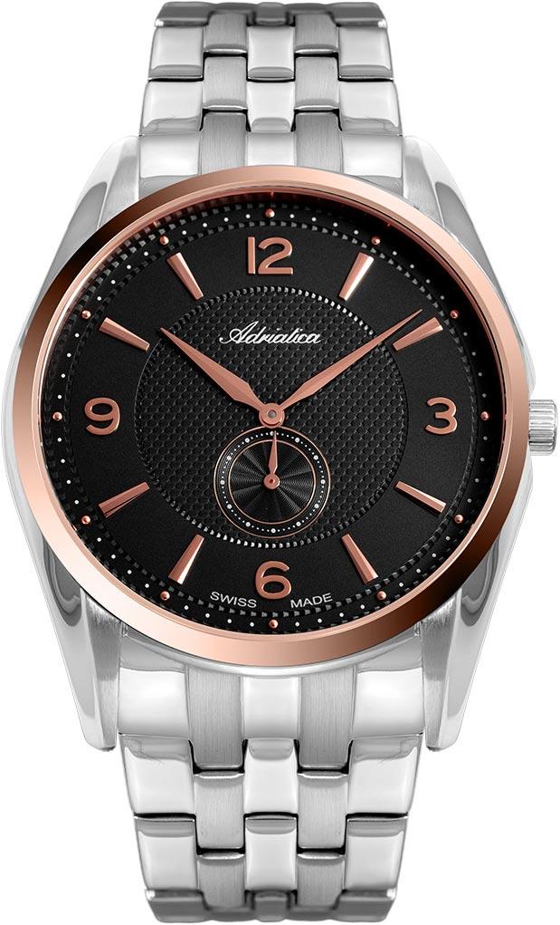 Фото - Мужские часы Adriatica A8279.R154Q мужские часы adriatica a8279 r154q