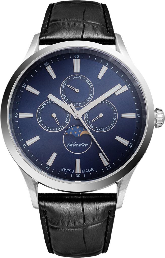 Фото - Мужские часы Adriatica A8280.5215QF мужские часы adriatica a1284 5163q