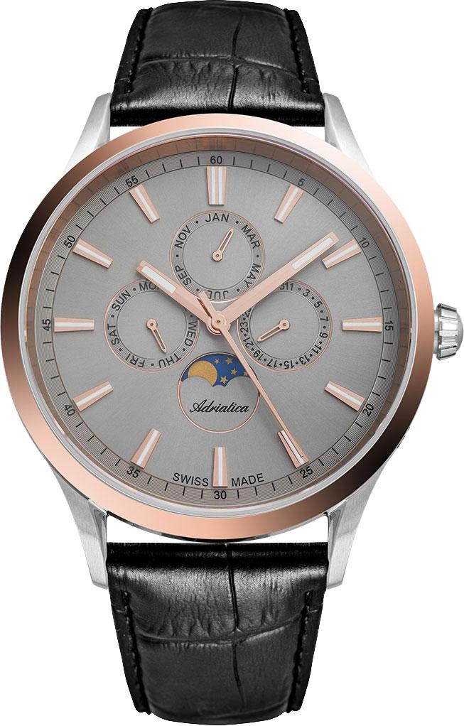 Мужские часы Adriatica A8280.R217QF