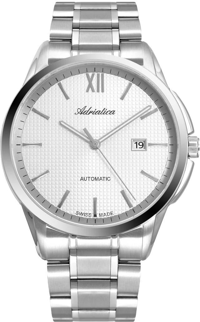 Фото - Мужские часы Adriatica A8283.5163A мужские часы adriatica a1284 5163q