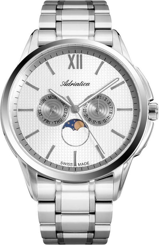 Мужские часы Adriatica A8283.5163QF Adriatica   фото