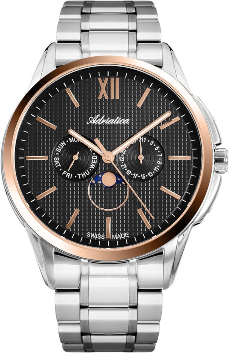 Мужские часы Adriatica A8283.R166QF Adriatica   фото