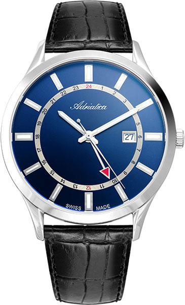 Мужские швейцарские наручные часы Adriatica A8289.5215Q