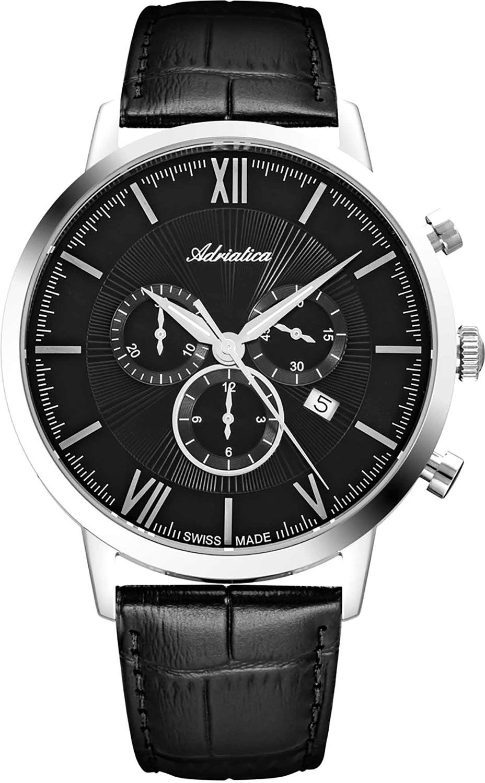 Фото - Мужские часы Adriatica A8298.5264CH мужские часы adriatica a1284 5163q