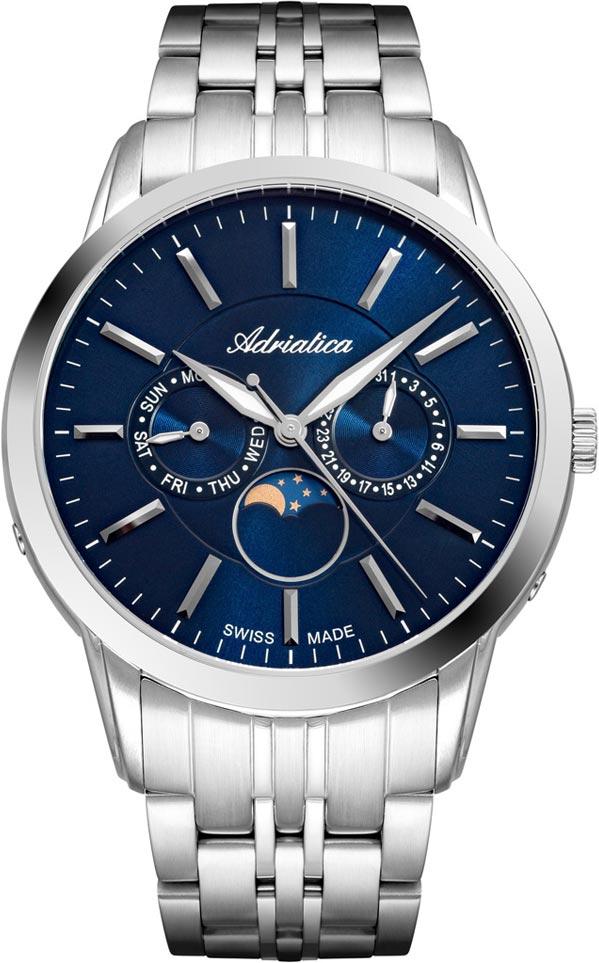 Мужские часы Adriatica A8306.5115QF Adriatica   фото