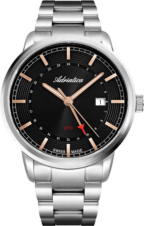 Мужские часы Adriatica A8307.51R6Q Adriatica   фото