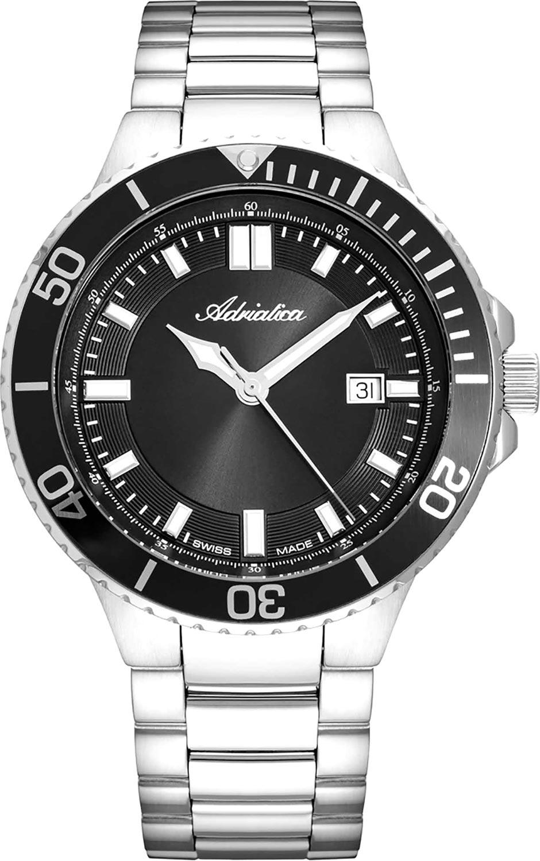 Фото - Мужские часы Adriatica A8317.5114Q мужские часы adriatica a1284 5163q