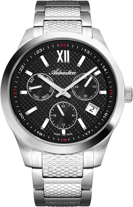 Мужские часы Adriatica A8324.5164QF Adriatica   фото