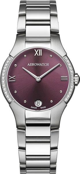 Женские часы Aerowatch 06964AA0828DIAM