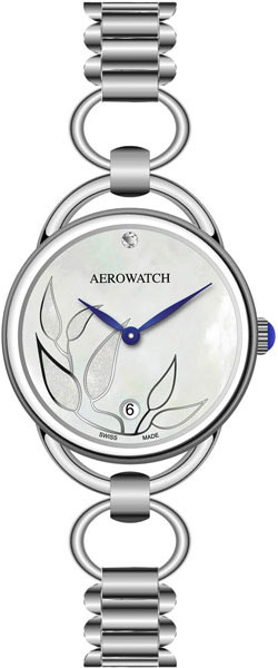 Женские часы Aerowatch 07977AA02M цена и фото