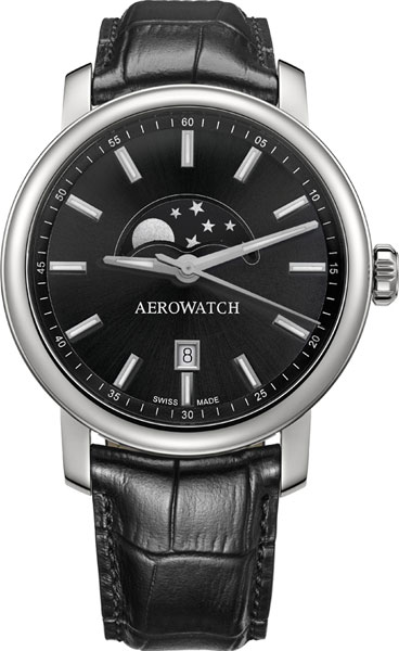 Мужские часы Aerowatch 08937AA02 laser b2 workbook key cd