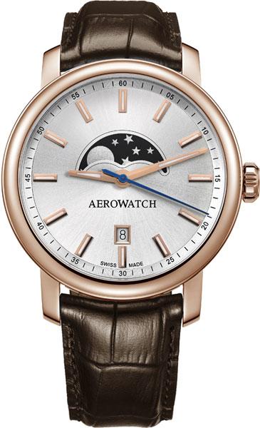 где купить  Мужские часы Aerowatch 08937RO01  по лучшей цене