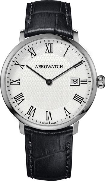 Мужские часы Aerowatch 21976AA07 цена и фото