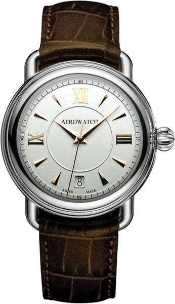 Мужские часы Aerowatch 24924AA02 цена и фото