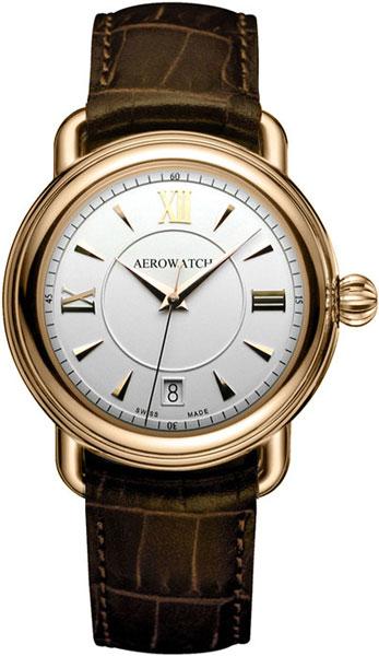Мужские часы Aerowatch 24924RO02 aerowatch 1942 68900 r102