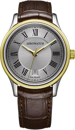 Мужские часы Aerowatch 24962BI01 цена и фото