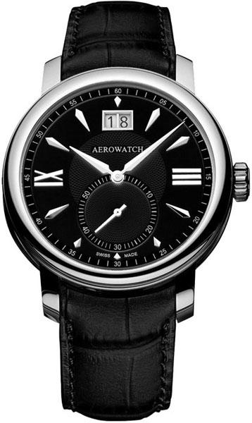 Мужские часы Aerowatch 41937AA07 цена и фото