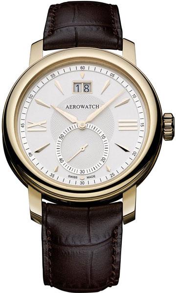 Мужские часы Aerowatch 41937RO04 цена и фото
