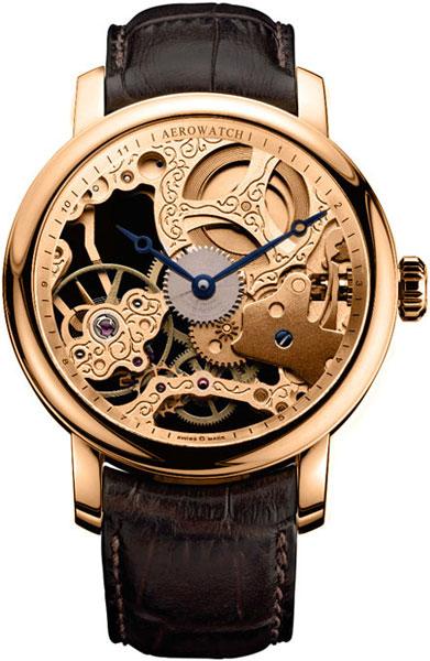 Мужские часы Aerowatch 57931RO01 aerowatch 1942 miss luna 44960 aa04