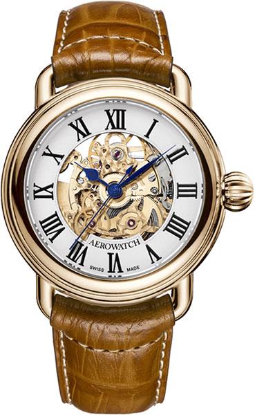 Мужские часы Aerowatch 60900RO14 мужские часы aerowatch 84934ro01