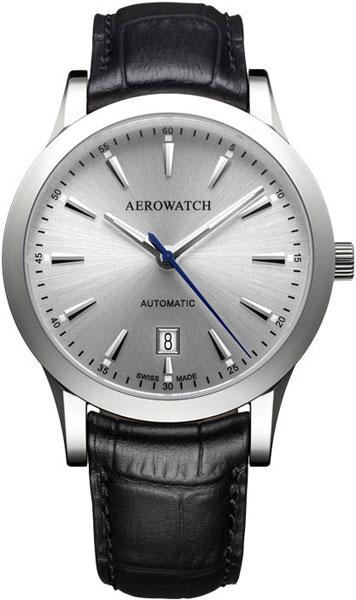 Мужские часы Aerowatch 60947AA01 цена и фото