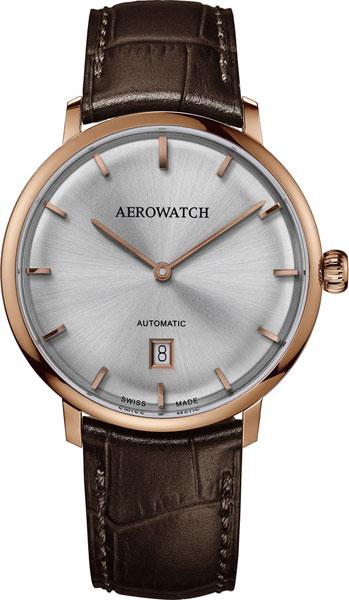 Мужские часы Aerowatch 67975RO01 цена и фото