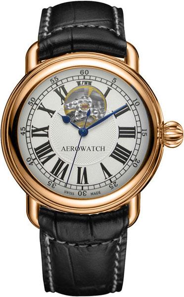 Мужские часы Aerowatch 68900R102 aerowatch 1942 68900 r102
