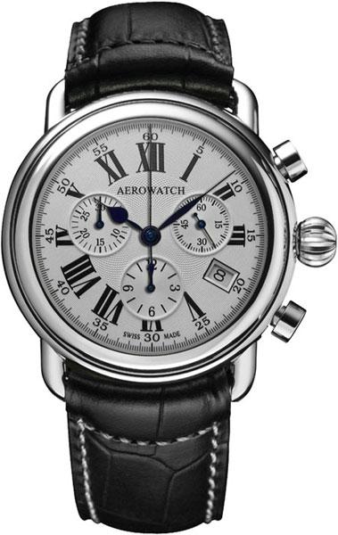 Мужские часы Aerowatch 83926AA01 часы aerowatch