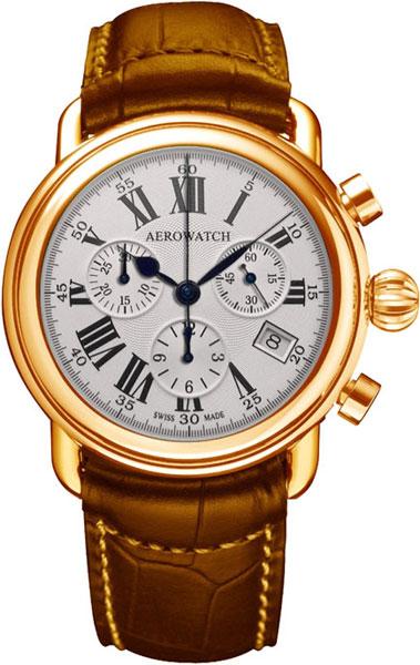 где купить  Мужские часы Aerowatch 83926RO01  по лучшей цене