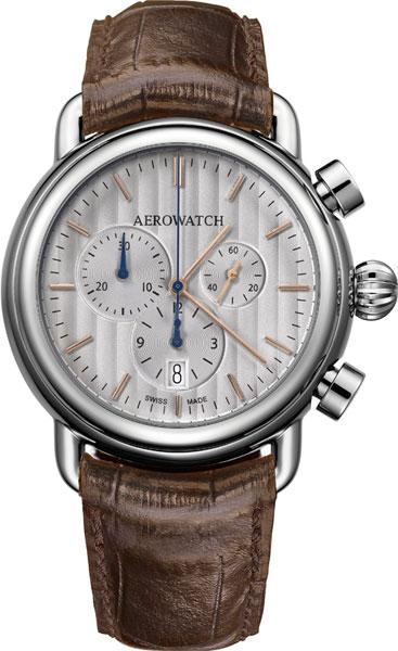 все цены на  Мужские часы Aerowatch 83939AA08  в интернете