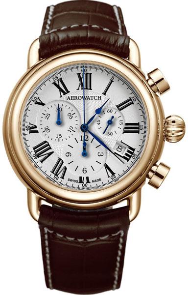 Мужские часы Aerowatch 83939RO07 мужские часы aerowatch 83939ro07