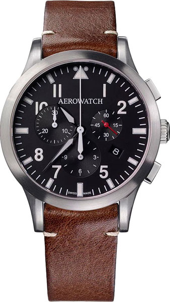 Мужские часы Aerowatch 83966AA03 от AllTime