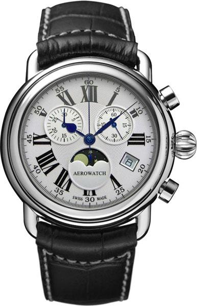 Мужские часы Aerowatch 84934AA01 цены