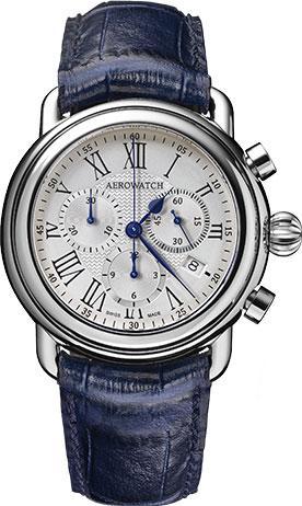 Мужские часы Aerowatch 84934AA08 часы aerowatch