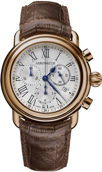 Мужские часы Aerowatch 84934RO08 цена и фото