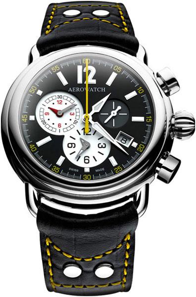 Мужские часы Aerowatch 85939AA02 aerowatch 1942 68900 r102